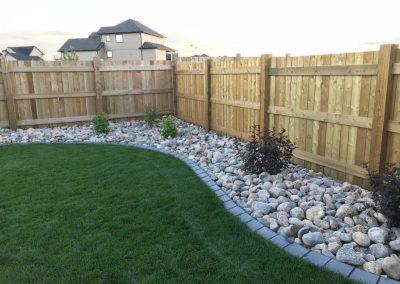 Yard Edging Accent